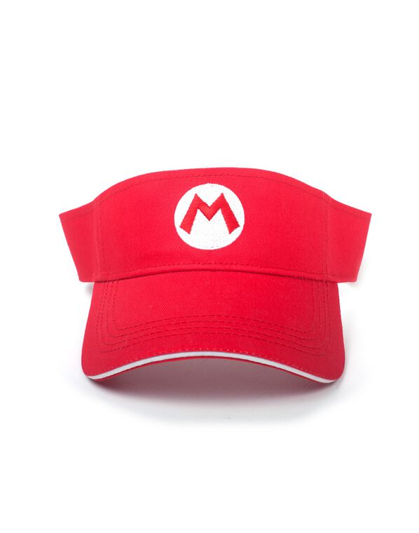 Casquette - Nintendo - Visière tennis - Exclusivité Micromania-Zing