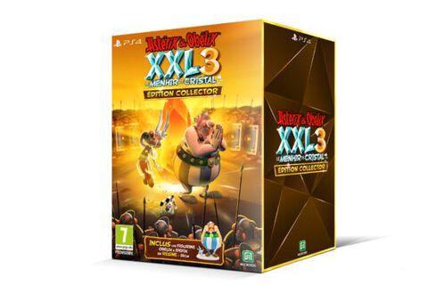 Asterix & Obelix Xxl 3 Le Menhir De Cristal Edition Collector