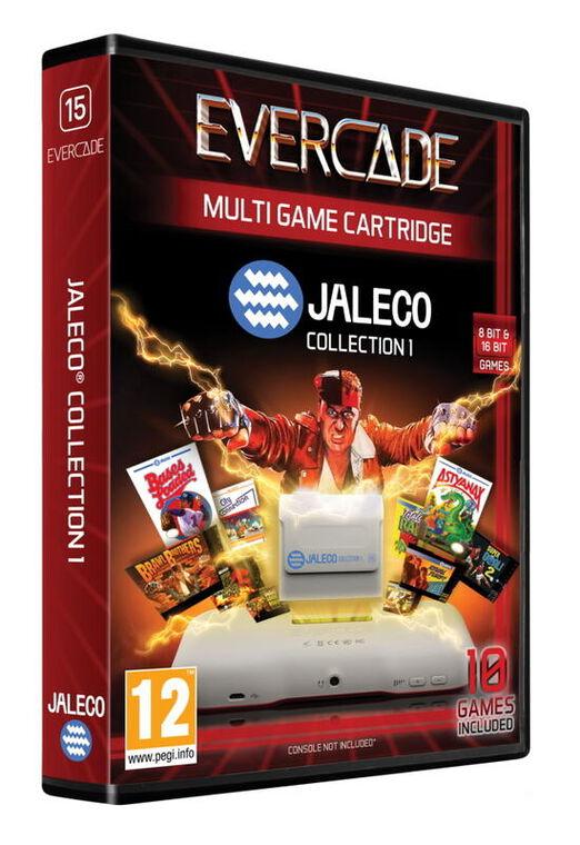 Evercade Jaleco 1 Cartridge