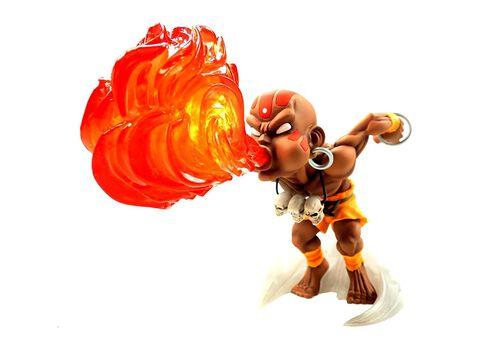 Figurine - Street Fighter - Diorama T.n.c. 06 Dhalsim