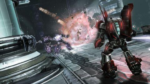 Transformers, La Guerre Pour Cybertron