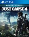 Just Cause 4 Edition Limitée Steelbook
