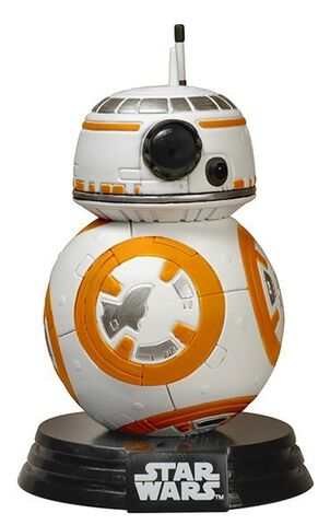 Figurine Funko Pop! N°61 - Star Wars Episode VII - BB-8