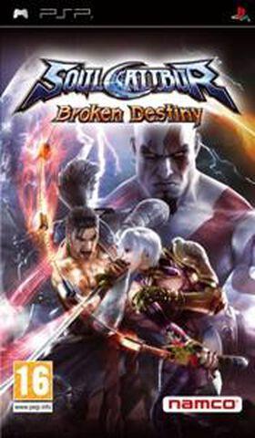 Soulcalibur, Broken Destiny