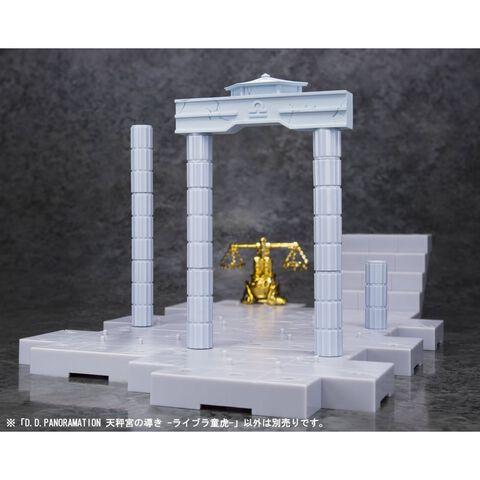 Figurine Panoramation - Saint Seiya - Guidance Libra Dohko