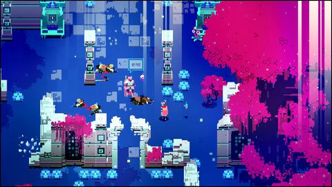 Hyper Light Drifter - Jeu complet - Version digitale