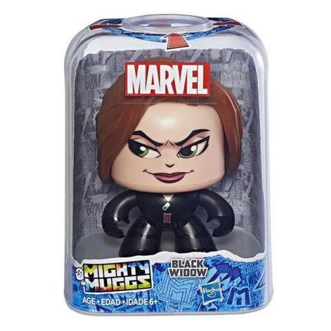 Figurine - Marvel - Mighty Muggs Black Widow