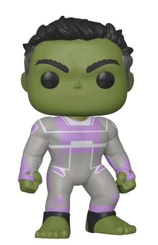 Figurine Funko Pop! N°463 - Avengers Endgame - Hulk