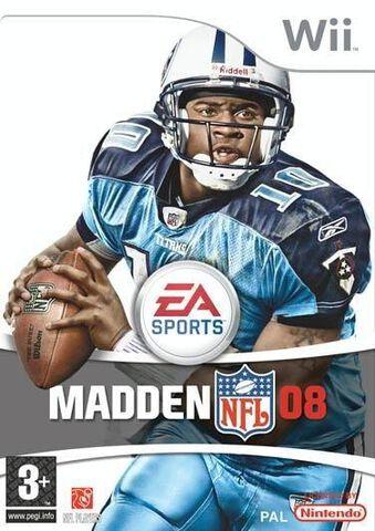Madden NFL 08
