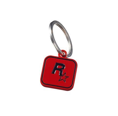 Porte-clés - Red Dead Redemption 2 - Rouge