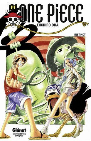Manga - One Piece - Edition Originale Tome 14