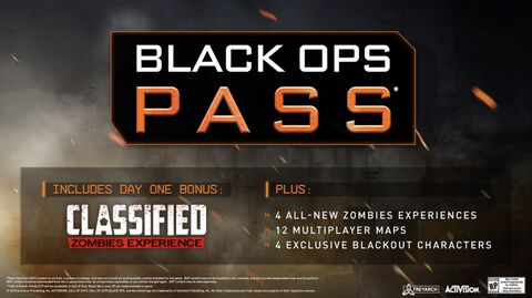 Call Of Duty Black Ops Iiii - Dlc - Season Pass
