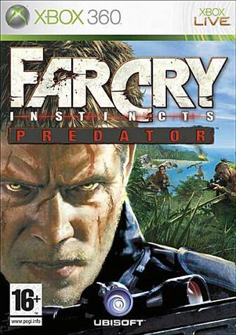 Far Cry Instincts, Predator