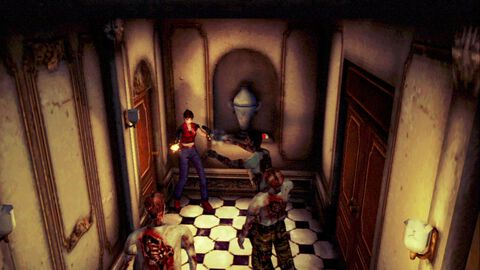 Resident Evil Code : Veronica X - Jeu complet - Version digitale