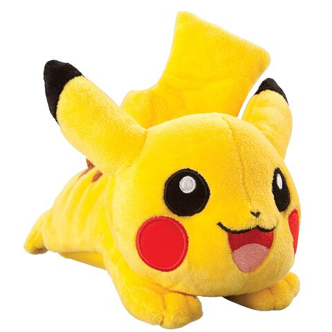 Peluche Pokémon Interactive Trainers Pikachu 20 cm