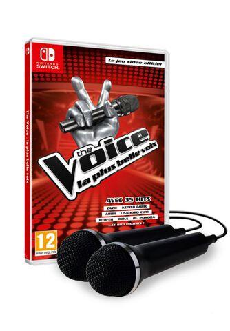 The Voice La Plus Belle Voix 2019 + 2 Micros