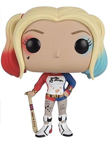 Figurine Funko Pop! N°97 - Suicide Squad - Harley Quinn