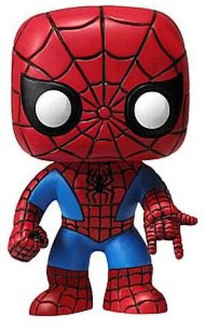 Figurine Funko Pop! N°03 - Spider-Man - Spider-Man