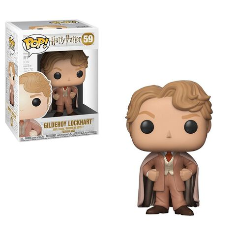 Figurine Funko Pop! N°59 - Harry Potter - S5 Gilderoy Lockhart
