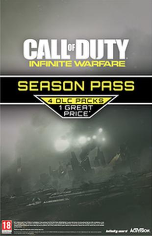 Season Pass Call Of Duty Infinite Warfare Ps4