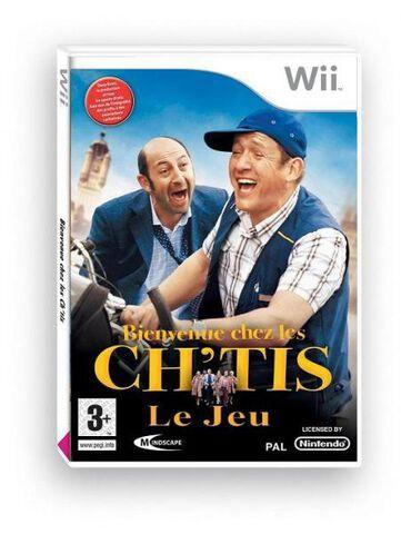 Bienvenue Chez Les Ch'tis, Le Jeu
