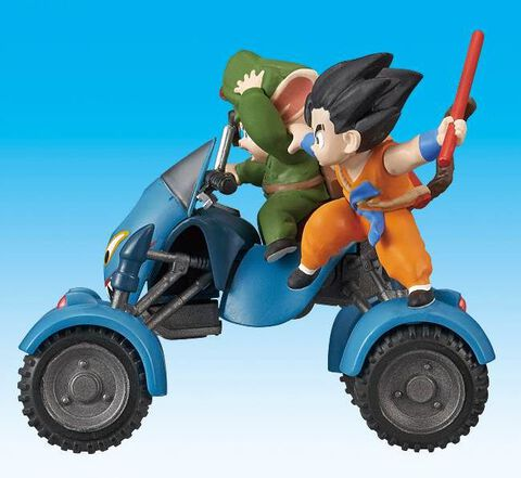 Maquette Mecha Collection - Dragon Ball - Oolong's Road Buggy Vol.6