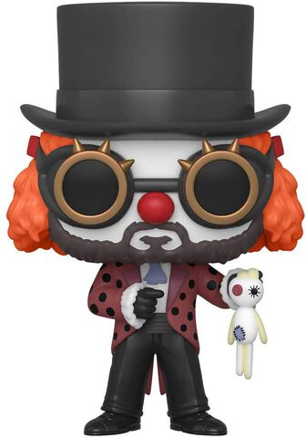 Figurine Funko Pop! N°915 - La Casa De Papel - Professor O Clown