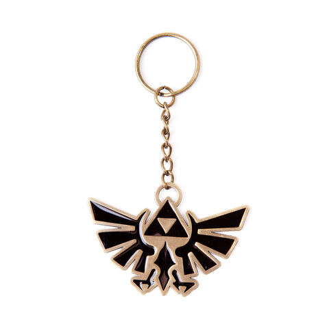 Porte-clés - Nintendo - Zelda Bird Metal