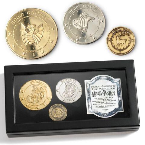 Replique - Harry Potter - Pieces Des Gobelins De Gringotts