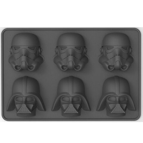 Pack Glacons - Star Wars - Stormtrooper & Darth Vader