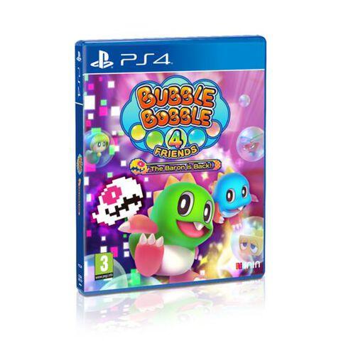 Bubble Bobble 4 Friends Baron Is Back