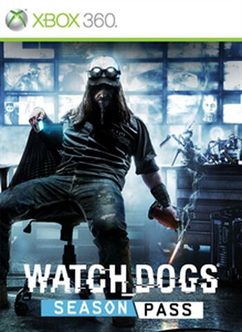 Season Pass Watch Dogs Xbox 360