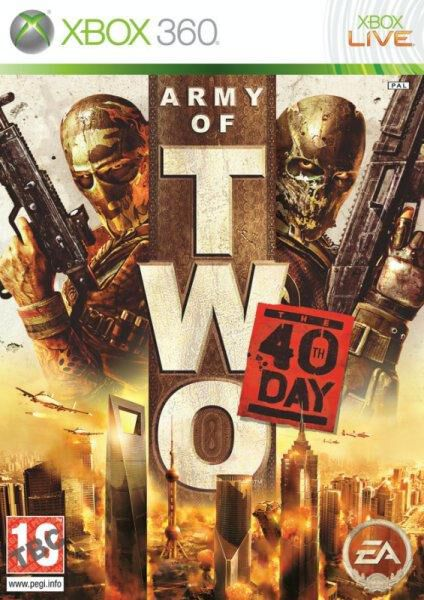 Army of Two The 40th day - Gamme Essentiels - PSP