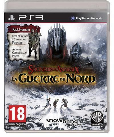 Le Seigneur des Anneaux - La Guerre du Nord - PlayStation 3