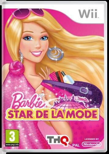 Barbie Star de la Mode - Nintendo Wii