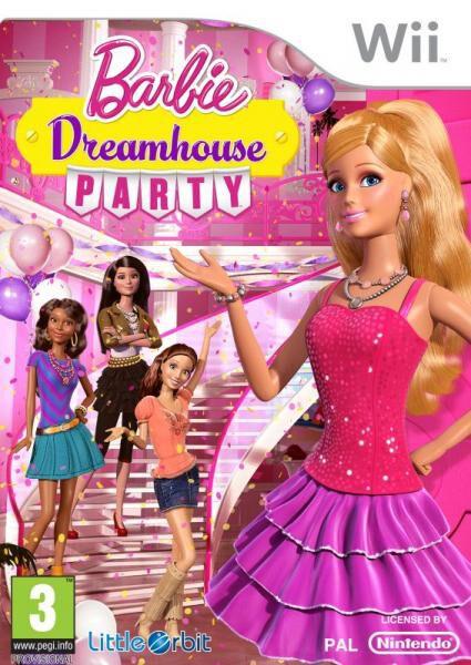 Barbie Dreamhouse Party Wii - Nintendo Wii