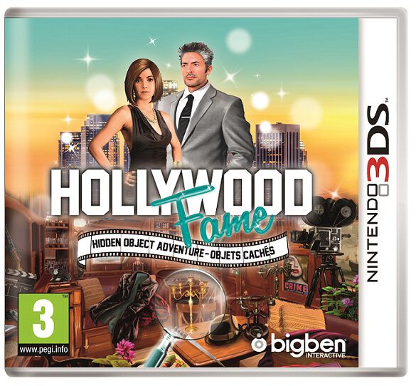 Hollywood Fame 3DS