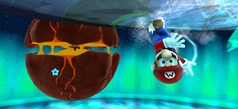 Super Mario Galaxy, ou le retour du Roi