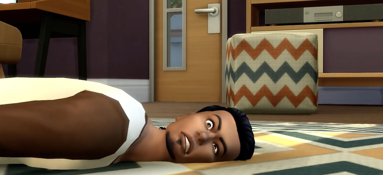Journal d'un confinement chez Les Sims