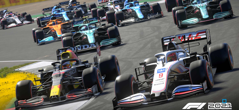 Avec F1 2021, on fait bien plus que rouler
