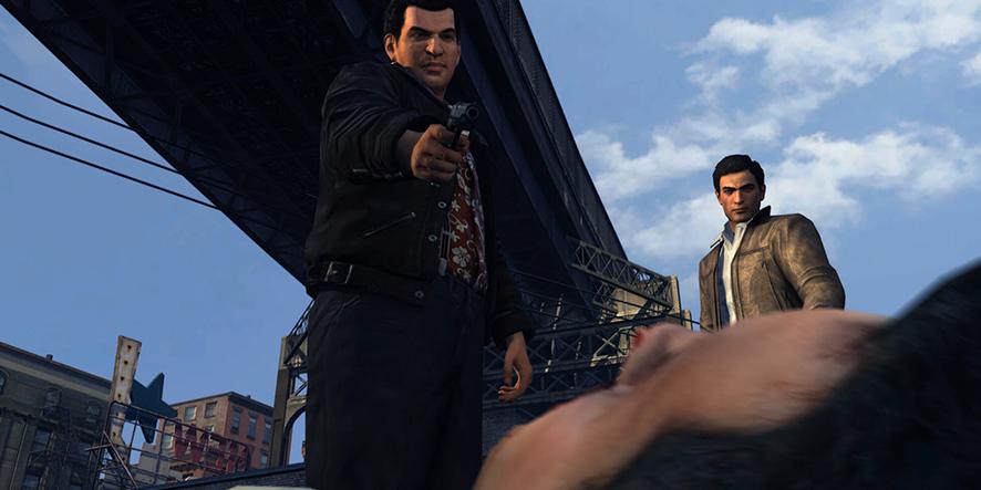 mafia-pistolet
