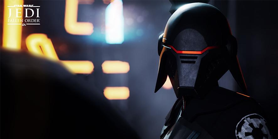 Un Sith dans Star Wars : Jedi Fallen Order