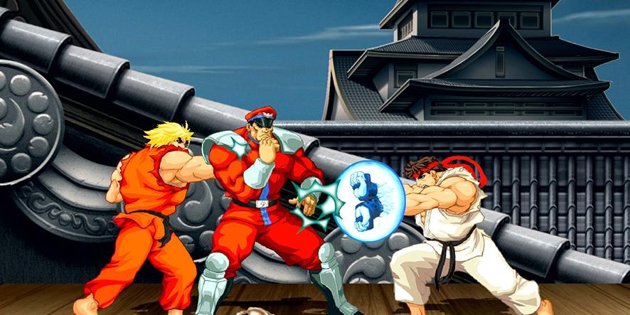 Ultra Street Fighter II sur Nintendo Switch