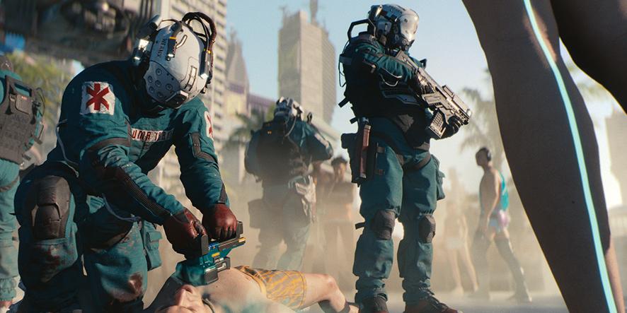 Cyberpunk 2077 est l'un des jeux les plus attendus de 2020