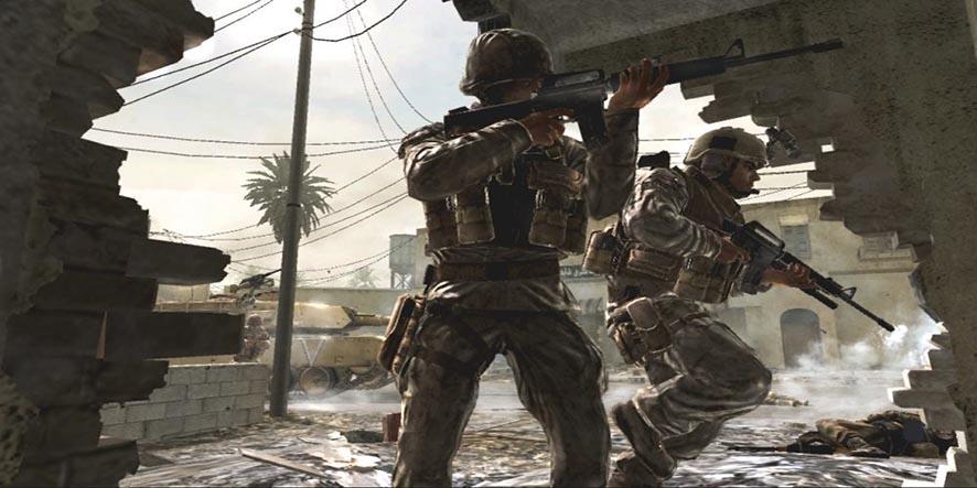 Call of Duty Modern Warfare débarque sur PC et consoles