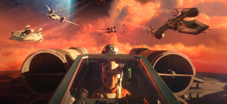 Wing Commander, la grande inspiration de Star Wars : Squadrons
