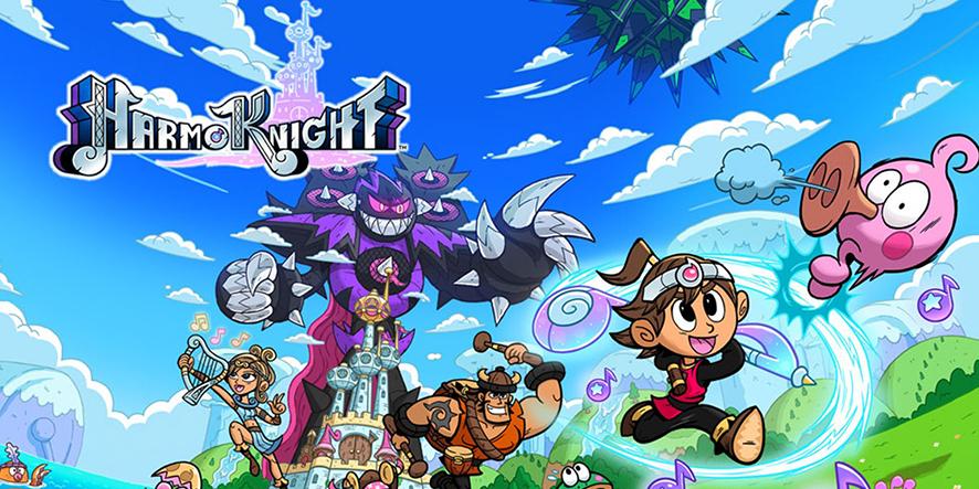 HarmoKnight, jeu dévoilé par Game Freak en 2012