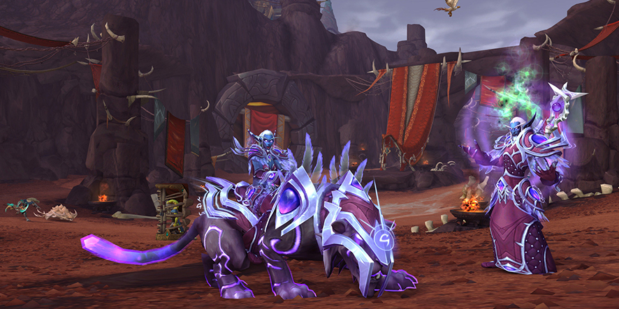 Battle for Azeroth, dernière extension de World of Warcraft