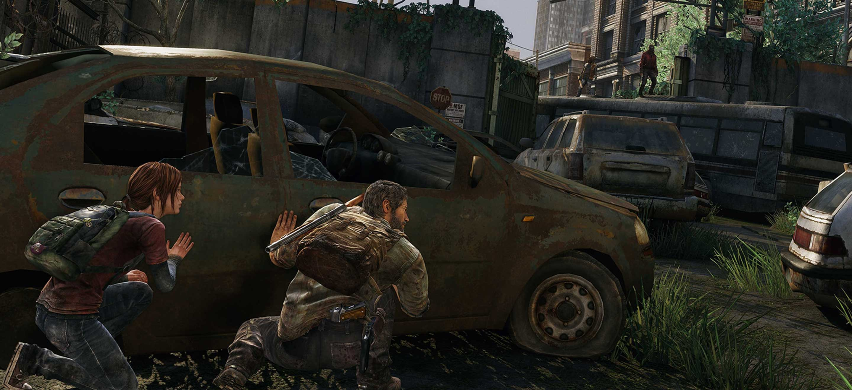 Avant The Last of Us, il y avait Mankind