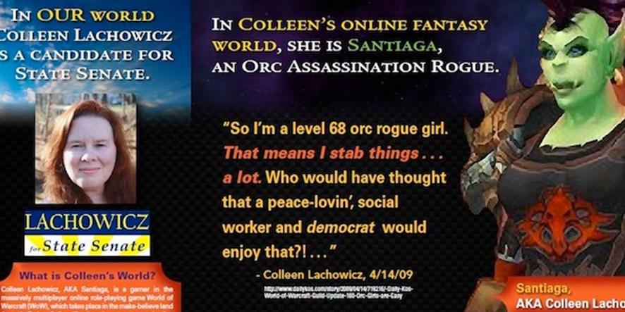 Colleen Lachowicz a été discréditée par ses opposants pendant la campagne